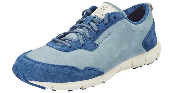 Haglöfs Nusnäs Shoes Women Stone Blue/Steel Sky